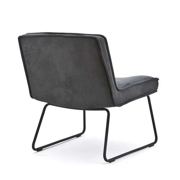 By-Boo fauteuil Montana Grijs