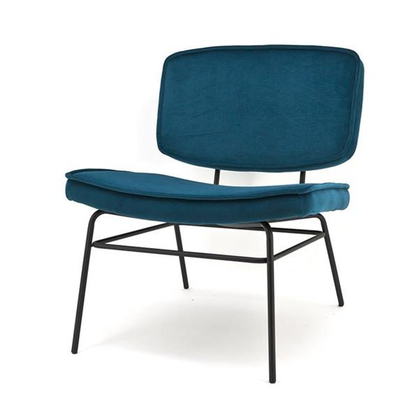 By-Boo fauteuil Vice Oceaan blauw